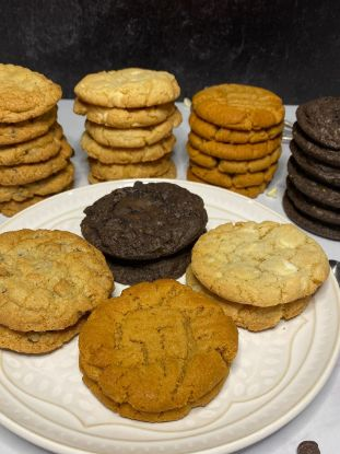 Picture of Queen Marie Gluten Free Assorted Cookie Box