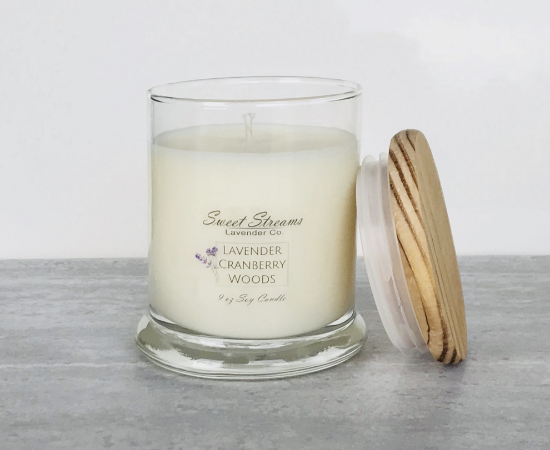 Picture of Signature Glass Candle
