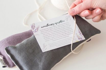 Picture of Sweet Streams Lavender Co Aromatherapy Lavender Eye Pillow